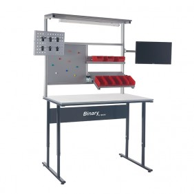 Binary Manual Height Adjustable Workbenches