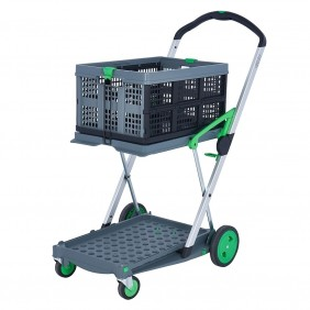 Clever Folding Trolley