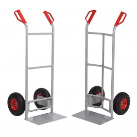 Fort Super Heavy Duty Sack Trucks with Puncture Proof Wheels
