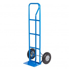 'P' Handle Sack Truck - Front View