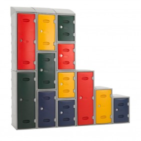 Rotational Moulded Lockers