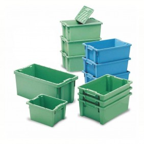 Stack Nest Container