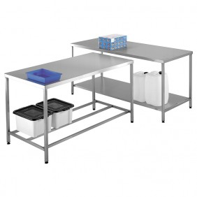 Stainless Steel Workbenches