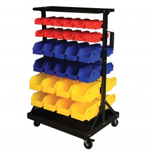 Storage Bin Trolleys