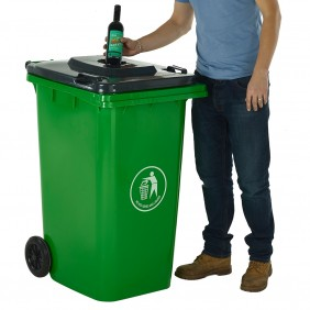 Wheeled Bins With Accessories